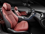 Mercedes-Benz new C Class Coupe 2015 interior