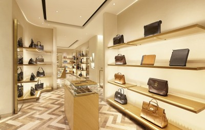 Mulberry opens new store in Singapore at Marina Bay Sands