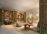 Shangri-La Le Touessrok Resort & Spa, Mauritius - Lower lobby