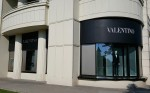 Valentino store Bucharest