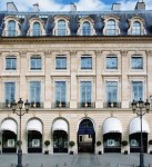 Chaumet flagship store Place Vendome, Paris
