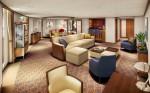 'Seabourn Encore' cruiseship launching 2016