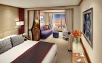 Ultra-luxury Suite on 'Seabourn Encore' cruiseship launching 2016