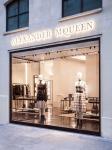 Alexander McQueen store Paris (Rue St Honore)
