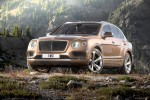Bentley Bentayga first ever SUV of the brand