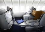 Lufthansa new Business Class (Boeing 747-8)