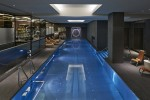 Mandarin Oriental Hyde Park, London - new swimming pool