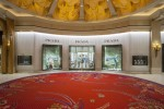 Prada new store Las aVegas at the Wynn Hotel