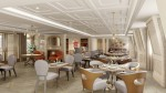 The Langham London, Club Lounge