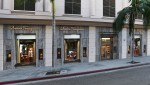 Ferragamo newly reopened flagship store, Rodeo Drive, Beverly Hills