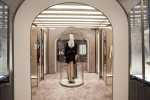 La Perla newly reopened store Hong Kong, Russel St.