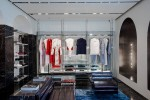 La Perla newly revamped store Hong Kong, Russel St.