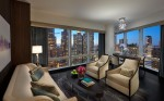 Mandarin Oriental New York refurbished suite