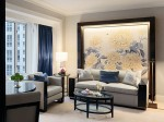 Peninsula Chicago redesigned suite