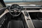 Porsche Mission E concept, Frankfurt Motor Show 2015
