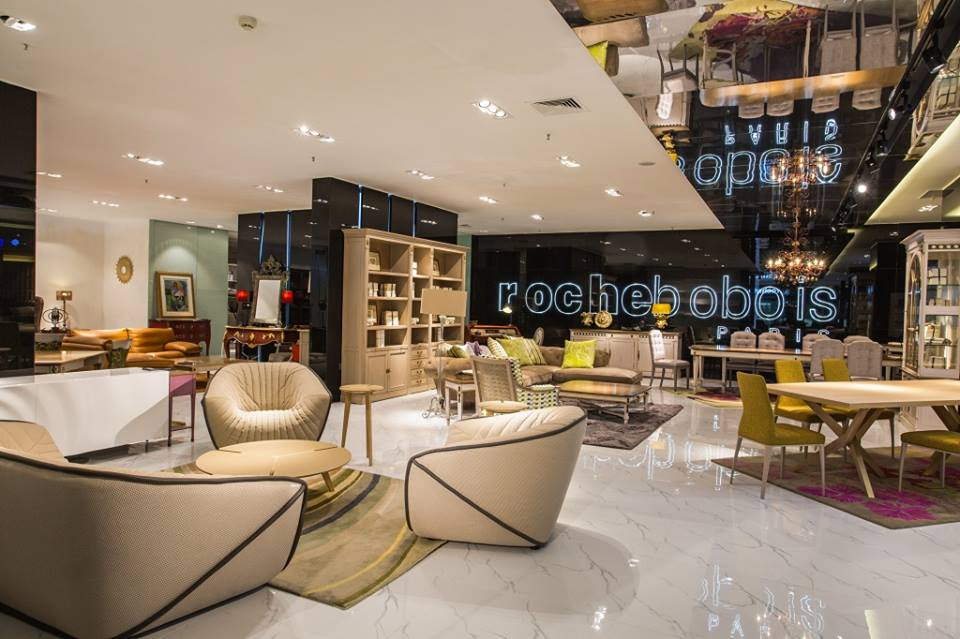 Roche Bobois opens seventh showroom in China - CPP-LUXURY