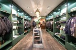 Barbour new store Rome, Italy
