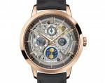 Montblanc Heritage Spirit Perpetual Calendar Sapphire #watchesandwonders