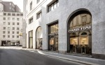 Panerai new flagship store in Milan, 1 Via Montenapoleone