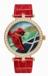 Van Cleef Arpels Cadrans Extraordinaires Oiseaux Enchantés #watchesandwonders