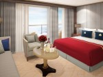 Renovated Suite on 'Queen Mary 2' (Cunard)