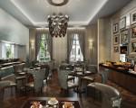 Royal Savoy Hotel, Lausanne - Restaurant