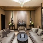 Van Cleef & Arpels new flagship store in Rome (Italy) on