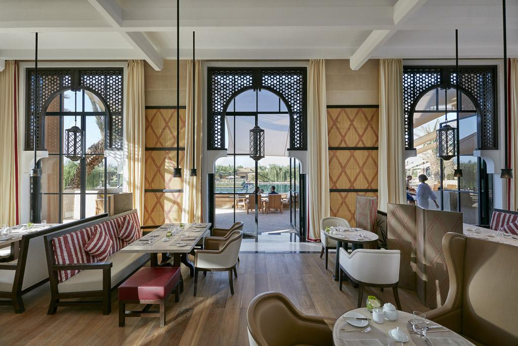 Inside the brand new mandarin oriental marrakech cpp luxury for Salon oriental