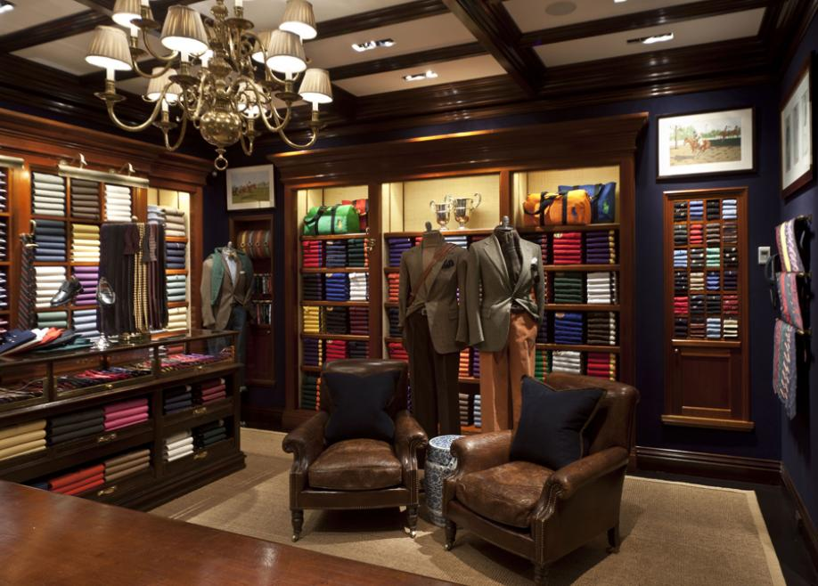 first polo ralph lauren flagship store in europe opens in. Black Bedroom Furniture Sets. Home Design Ideas
