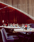 Rivea Restaurant at Bulgari Hotel London