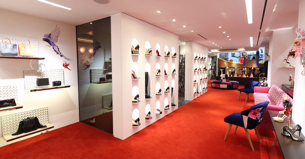 christian louboutin store in munich