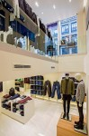 Calvin Klein men's store Paris, rue Etienne Marcel