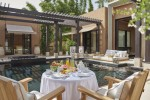 Mandarin Oriental Marrakech - private breakfast