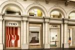 Palazzo Fendi new store Rome