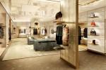 Newly opened Palazzo Fendi store, Rome