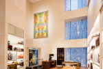 Louis Vuitton newly renovated Fifth Avenue store