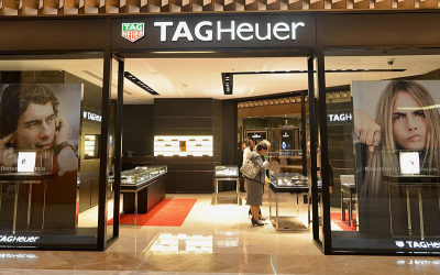 TAG Heuer opens new store in Mexico City