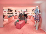 Chanel new pop-up boutique Courchevel
