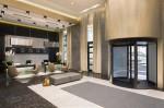 Excelsior Gallia Hotel, Milan - entrance lobby