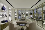 Jimmy Choo new boutique Hong Kong at Harbour City