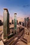 Shangri-la Doha, hotel exterior