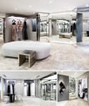 Azzaro reopens Couture Salon in Paris on Rue Faubourg St Honore
