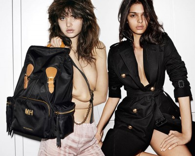 """Burberry accused of creating an """"illusion"""" of deep discounts in the U.S."""