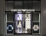 Emporio Armani new store Rodeo Drive, Beverly Hills