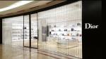 Dior Homme store Kuala Lumpur at Suria KLCC