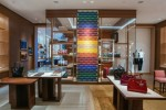 Louis Vuitton newly reopened Singapore store at ION Orchard