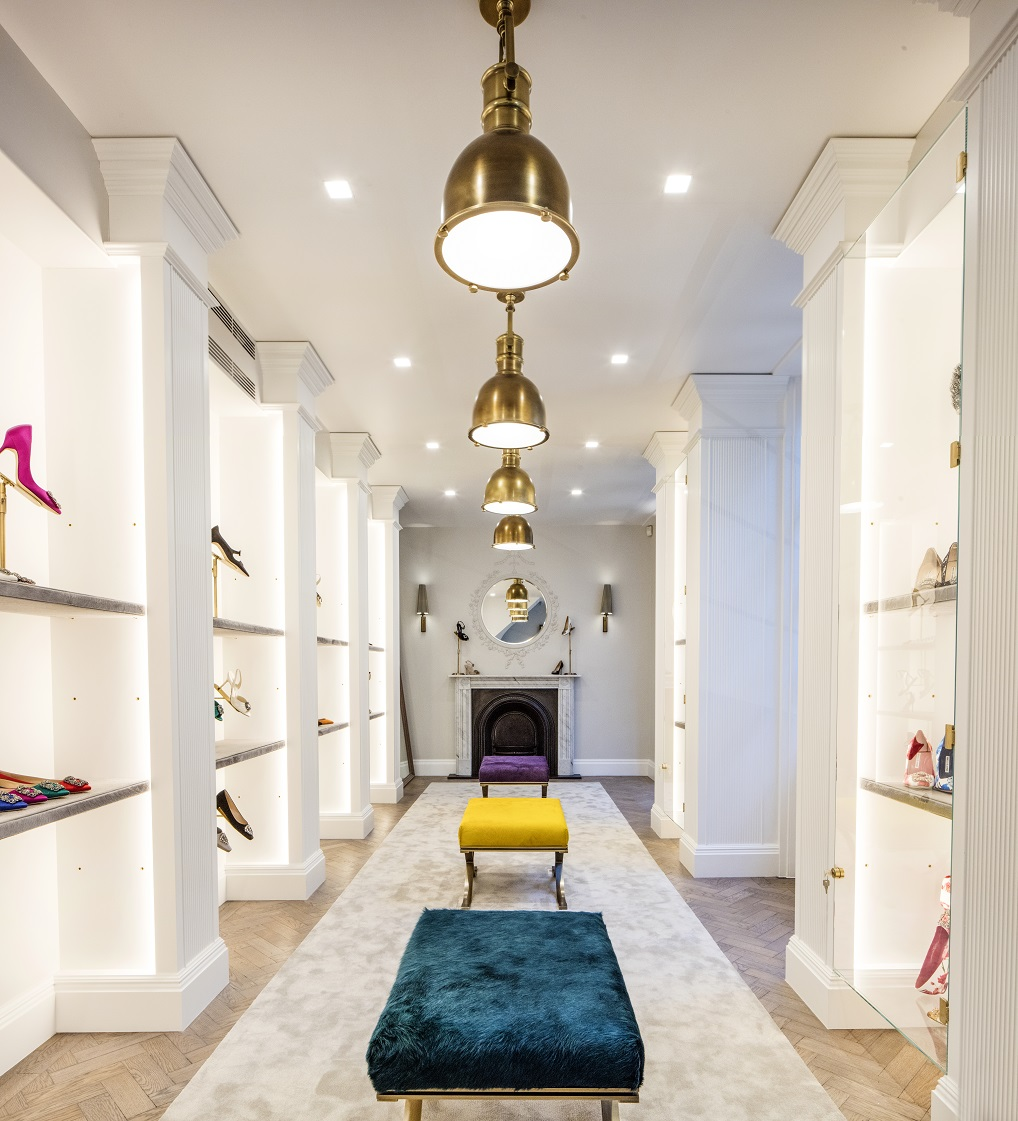 manolo blahnik boutique nyc