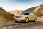Bentley 2017 Mulsanne to launch in Geneva