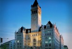 Trump International Washington DC opens September 2016