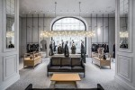 Valentino new store Moscow at Metropol Hotel